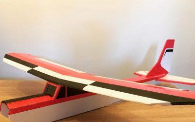 Como hacer un Avión Teledirigido Casero