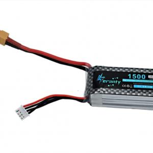 Bateria LiPo 3S 1500mAh XT 60