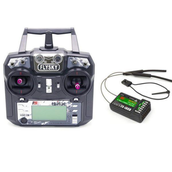 Emisora Flysky-FS-i6X-10CH