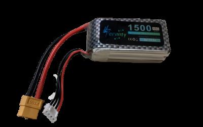 Recomendaciones generales sobre las baterías LiPo