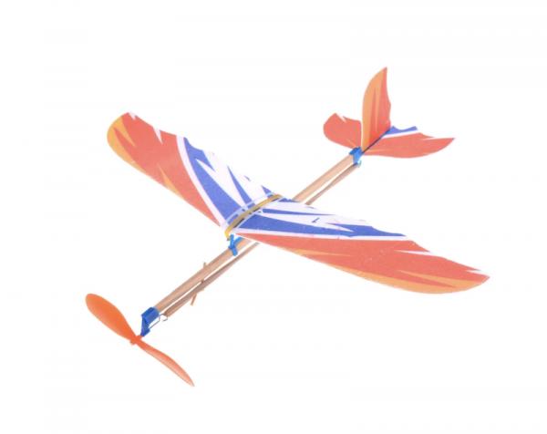 Avion Motor Goma Elastica