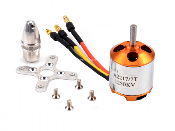 Motor-Brushless-2217-1250kv